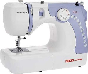 sewing machine usha price
